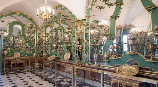 "International International Vol de diamants d'une ""valeur inestimable"" dans un musée allemand"