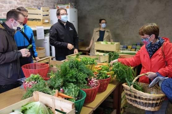 Actualite Actualite Le confinement a profité aux produits bio et locaux en Eure-et-Loir