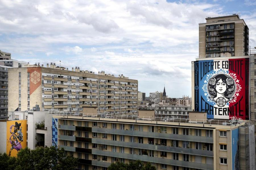 Paris Paris Paris déconfiné mais inquiet d'un été sans touristes étrangers