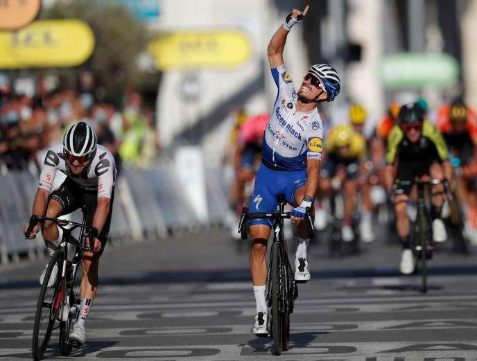 International International Tour de France 2020 : vainqueur et maillot jaune, le plan sans accroc de Julian Alaphilippe