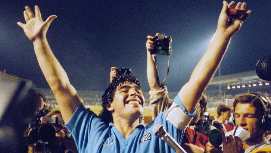 """Sports Sports Mort de Diego Maradona : on vous raconte le jour où le """"Pibe de Oro"""" a failli signer à Marseille"""