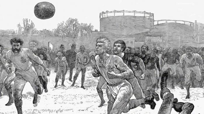 Sports Sports Football : le premier match international de l'histoire fête ses 148 ans