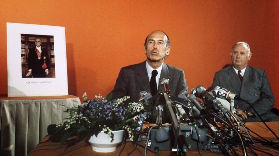 """Actualite Actualite Mort de Valéry Giscard d'Estaing : """"le monopole du cœur"""", """"au revoir""""... ces phrases cultes de l'ancien président"""