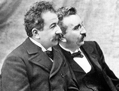 Culture Culture Cinéma : il y a 125 ans, la première projection publique organisée par les frères Lumière à Paris