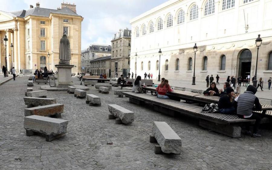 Actualite Actualite Esthétisme à Paris : deux jeunes trentenaires défient la mairie de Paris