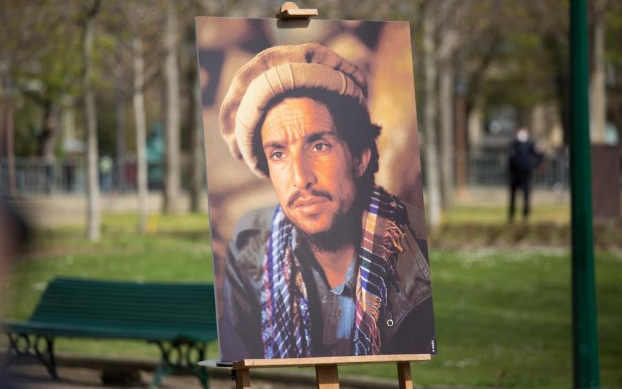 Actualite Actualite Une allée parisienne en hommage au commandant Massoud
