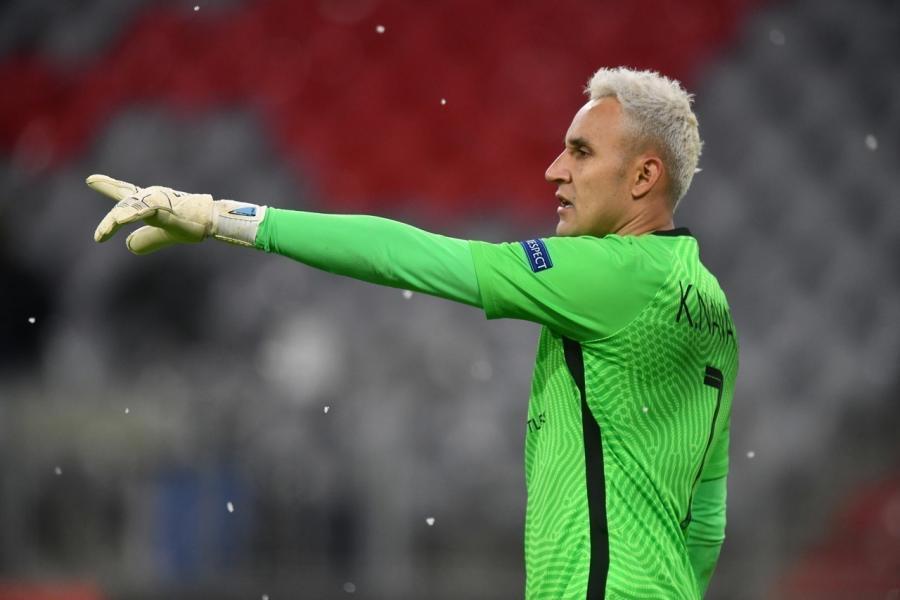 Sports Sports Le contrat de Keylor Navas, le gardien de but du PSG, prolongé jusqu'en 2024