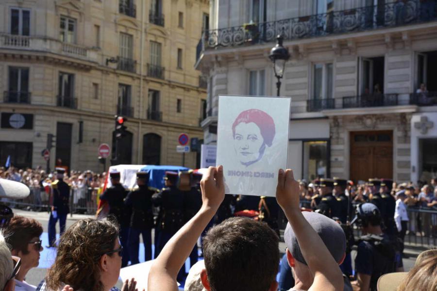 Culture Culture A l'Hôtel de ville de Paris, une exposition riche et saisissante en hommage à Simone Veil