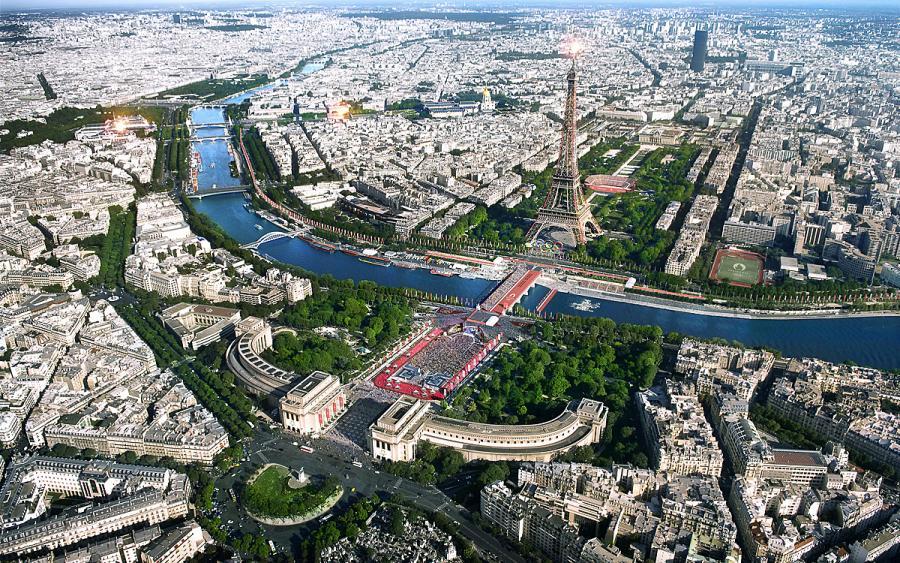 Actualite Actualite Découvrez les sites des Jeux olympiques et paralympiques de Paris 2024